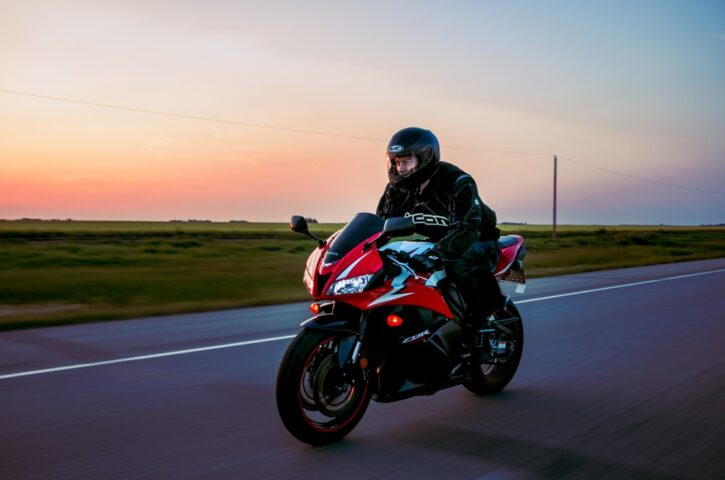 A Guide to Riding a Sports Road Motorcycle